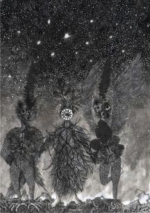 """""""Les amis du crépuscule""""/ Alice Heit 2007"""