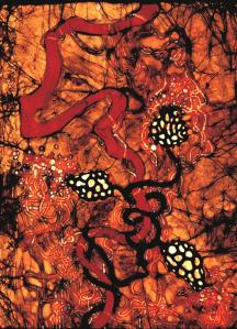 """""""lianes effervescentes"""", Alice Heit 2002."""