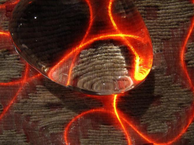 tissus lumineux, alice Heit et Maurin Donneaud