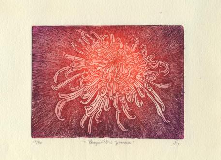 chrysantheme japonaise alice heit-alice heit-