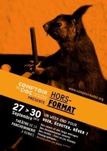 festival hors format, rennes