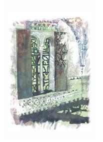 Fenêtre à Cordoue /Alice Heit