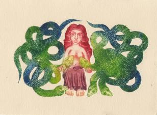 déesse gravure 1-alice heit-