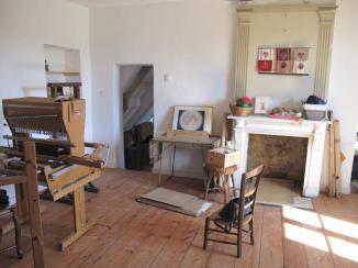 L'Atelier de la maison Quesseveur à Plouégat-Guérand