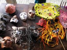 Atelier de jeu masqué