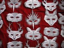 Atelier de masques pour enfant