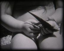 """Rouge"", court métrage en super 8, Alice Heit 2012"