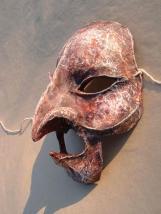 masque en papier / alice heit-