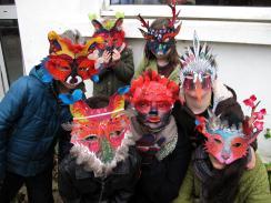 atelier masques/alice heit