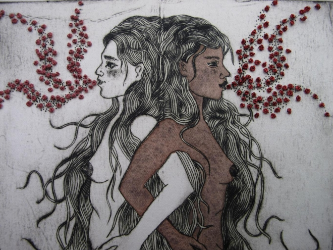 Lilith, soror. Alice Heit 2017.